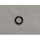 Anneau 05mm Noir - Lot de 10
