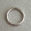 Anneau 12mm Argent 10X0.19€