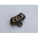 Attache breloque 12x5 Bronze