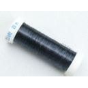 Bobine de cuivre bleu foncé 0.20mm - 20 mètres