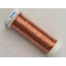 Bobine de cuivre brut 0.20mm - 20 mètres