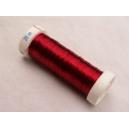 Bobine de cuivre rouge  0.20mm - 20 mètres