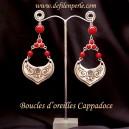 Boucles d'oreilles Cappadoce