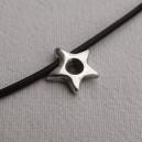 Breloque étoile 13x15