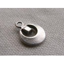 breloque ronde 10mm - 30x0.35€