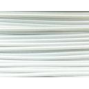 Cable Blanc Nacré 0.42mm Vendu par 1 mètre