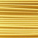 Cable Doré Vif 0.42mm Vendu par 1 mètre