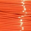 Cable Orange 0.42mm Vendu par 1 mètre