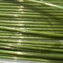 Cable Vert Kaki 0.42mm Vendu par 1 mètre