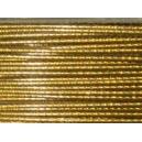 Cable Vieil Or 0.42mm Vendu par 1 mètre