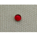 Cabochon 3mm Rouge Siam