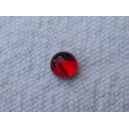 Cabochon 4mm Rouge Siam