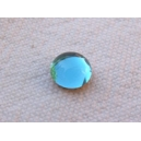 Cabochon 6mm Bleu Aigue-marine