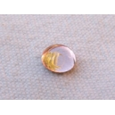 Cabochon 6mm Rose clair