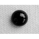 Cabochon 8mm Noir