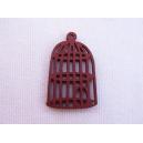 Cage 30x18 Brique