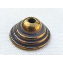 Calotte 17mm Bronze