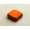 Carré plat 8x8 Orange