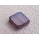 Carré plat 8x8 Parme opale