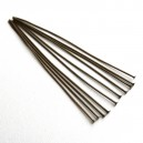 Clou 70mm Bronze - Lot de 10