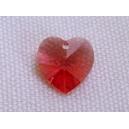 Coeur 10.3x10 Padparadscha