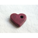Coeur 10mm Lie de vin - 50 x 0.099€