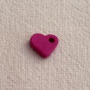 Coeur 10mm Rose Caméla