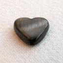 Coeur en nacre 12x10 Gris