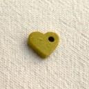 Coeur 10mm Vert Pistache