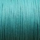 Cordon 0.5mm Bleu turquoise 5 mètres