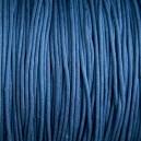 Cordon 0.5mm Bleu foncé 5 mètres