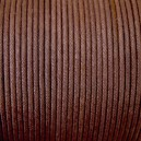 cordon  1.5mm Marron Foncé 1 mètre