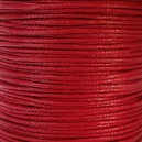 Cordon 1mm Rouge 5 mètres