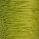 Cordon 1mm Vert Anis