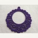 Créole 50x45 Violet