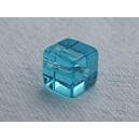 Cube 6x6 Bleu Aiguemarine