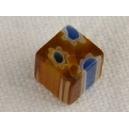 Cube 6x6 trou transversal Caramel