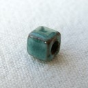 Cube 6x6 Turquoise Pierre