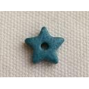 Etoile 10mm Bleu zircon