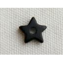 Etoile 10mm Noir - 50 x 0.099€