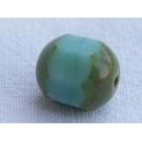 Facette 10mm Bleu Turquoise