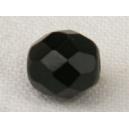Facette 10mm Noir