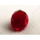 Facette 10x6 Rouge opale