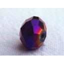 Facette 10x6 Violet irisé
