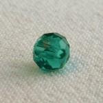 Facette 4x6 Blue Zircon