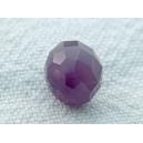 facette 6x8 améthyste opale