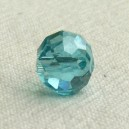 facette 6x8 Bleu Aiguemarine AB