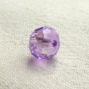 Facette 6x8 Violet clair lustré