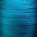 Fil macramé 0.8mm Bleu capri. 5 mètres