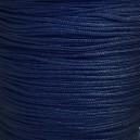 Fil macramé 0.8mm Bleu marine. 5 mètres